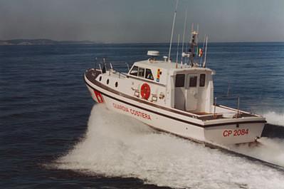 Storia delle Motovedette Capitaneria di Porto tipo Nelson CP 2084