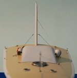 Modellismo-Delta-28'-timone-aereo