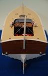 Delta-28'-modellismo-vista di poppa