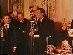 Sonny Levi Premiazione Cowes-Torquay 1963