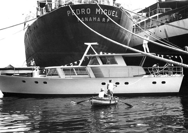 Motoryacht Covenant - 99 barche di Franco Harrauer