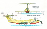 Ekranoplan A 90