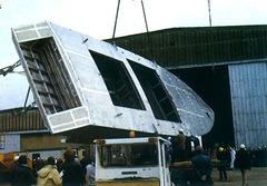 Virgin Atlantic Challenger II - Costruzione