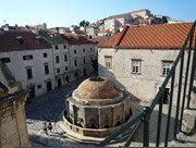 Fontana simbolo della città di Dubrovnik