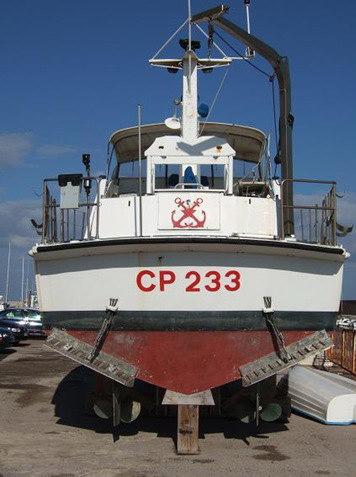 233 CP Motovedetta