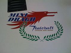 Lo stemma Mini Drago Italcraft