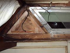 Finestrino dex cabina di prua
