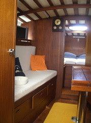Roar 33 Sultano cabina principale a