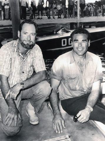 Don Aronow e Jim Wynne
