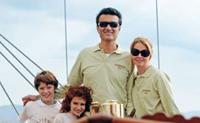Antonio Falchetti con la moglie Antonia e