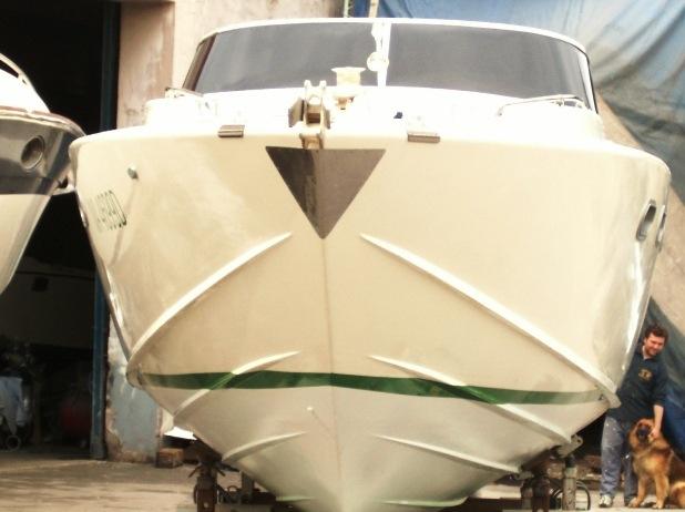 Barca classica Delta Levi 38