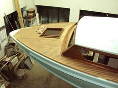 Barca classica Settimo Velo Isabella