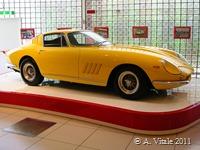 Esposizione auto classiche Ferrari