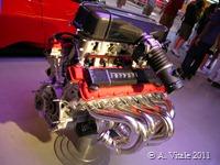 Motore della Ferrari Enzo