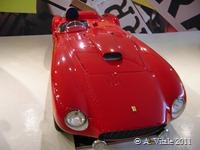 Classiche in esposizione Galleria Ferrari