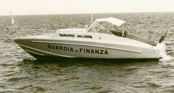 canav settimo velo motovedetta Guardia di Finanza v1143