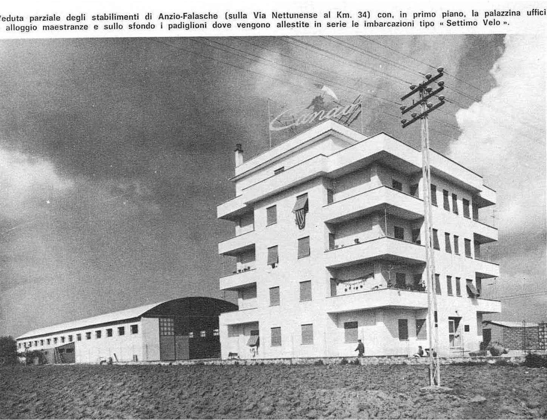 Navaltecnica Cantiere Navale Anzio