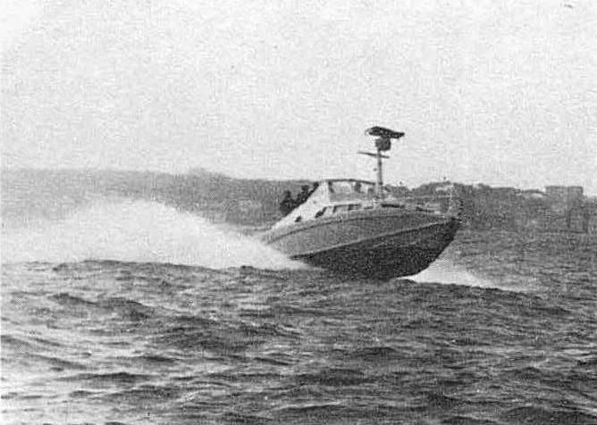Barche Levi ad uso militare