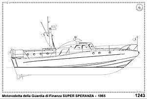Super Speranza Cantieri Navaltecnica