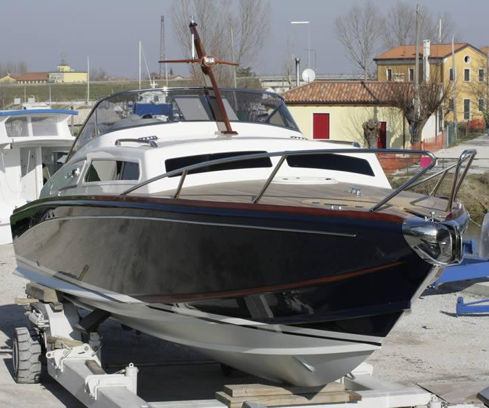 Levi Corsair Classic, il nuovo Settimo Velo by Levi Boat Company