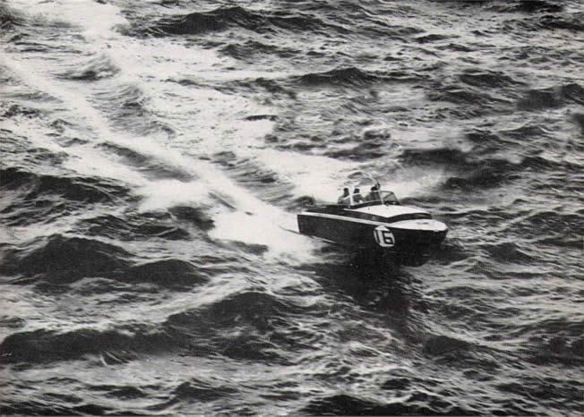 Cowes-Torquay 1962-1964, immagini e articoli storici della nota gara di motonautica d'altura Inglese
