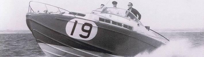Barche classica e d'epoca: Spumante cantieri Canav disegno Levi