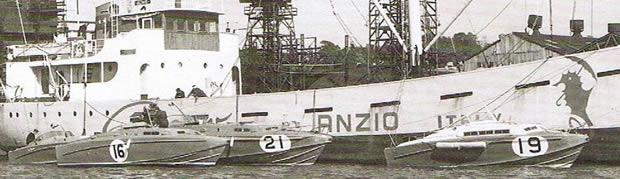Barche Classiche a motore Levi - Squadra Canav