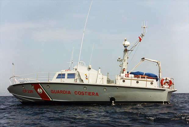CP 235 Cantiere Rodriquez Messina