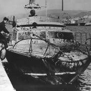 London Valour, il naufragio a Genova il 9 - 4 - 1970