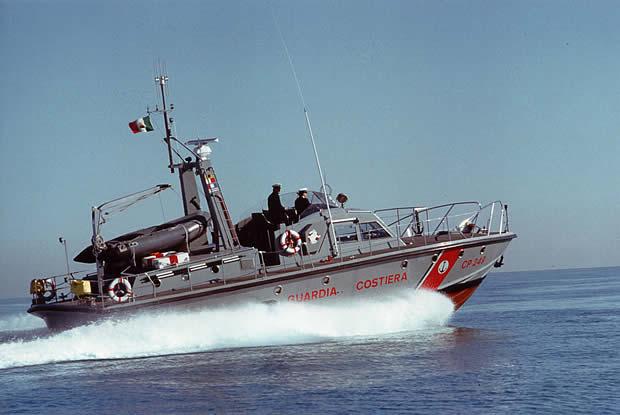 CP 249 Guardia Costiera