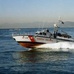 Imbarcazione CP 247 Guardia Costiera - Canados Ostia Lido
