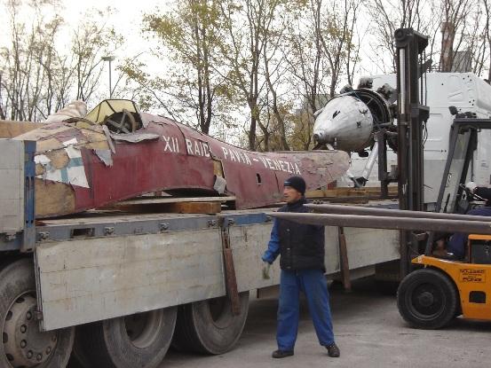 T108 idroscivolante