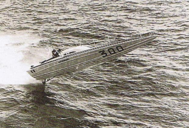 Delta Syntesis alla Les Embiez - Francia del 1967 (foto Ricard)