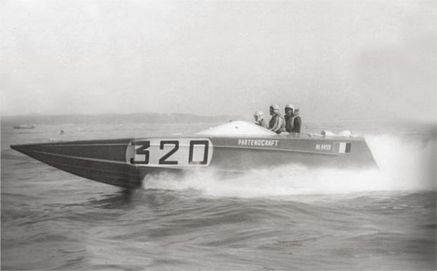 Barche Classiche a motore Levi