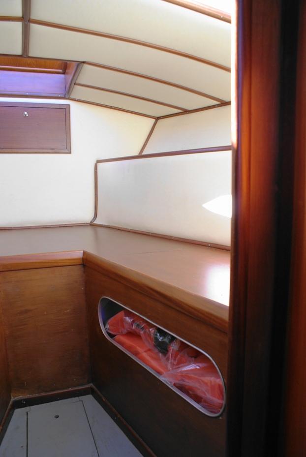 Speranzella 32 Fujiyama - cabina di prua lato a dritta