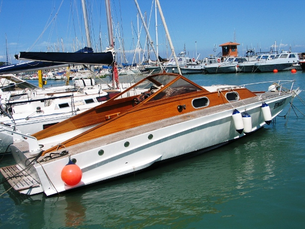 Barca classica Zarcos Sport GT