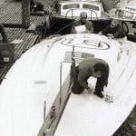 Barca Delta Blu offshore