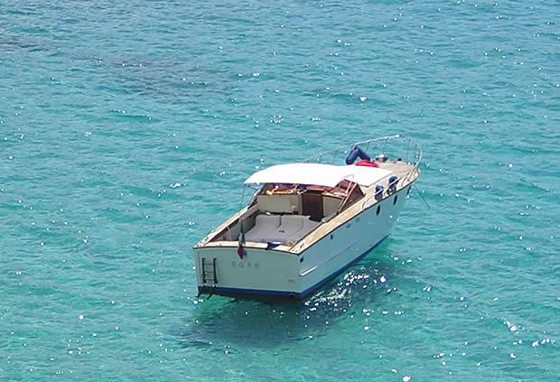 Imbarcazione Roar