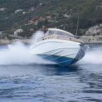 Prova in mare Finale Ligure: Speranzella Fujiyama 32' Cabin Cruiser