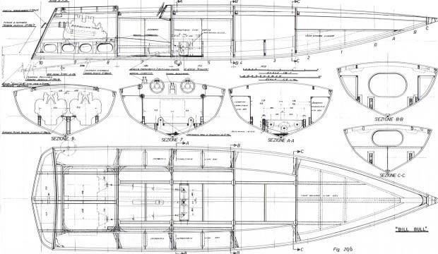 Barca Bill Bull - Conte Augusta