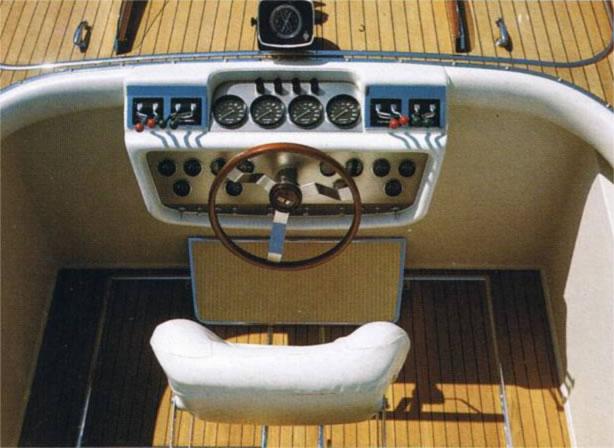 Barca G. Cinquanta di Gianni Agnelli