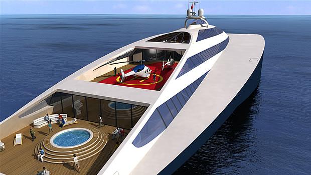 Fast Boat 100 nodi - RW 100