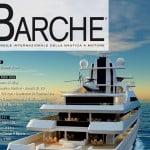 """Rivista Nautica Internazionale """"Barche"""" di Novembre 2007"""