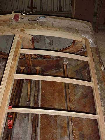 Ricostruzione coperchi vano motori Drago