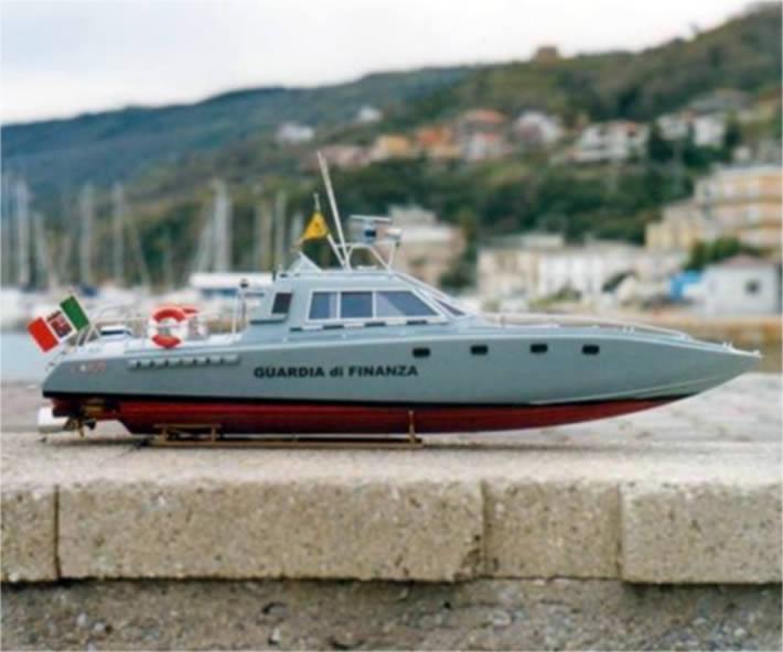 Modellismo: Drago V4000 G. di F. di Maurizio Santo