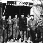 Il Cantiere Lugaresi scuola per maestri d'ascia