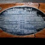 Beryl of Avon - Storia di un battello a vapore