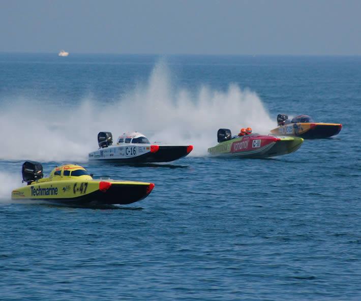 Terza prova Offshore ed Endurance a Bellaria Igea Marina 2009
