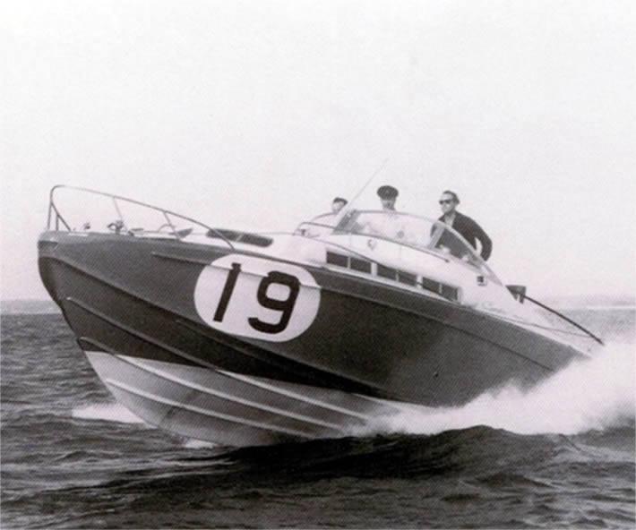 Barca Classica Spumante Sonny Levi