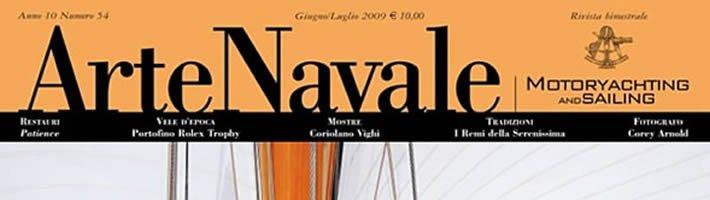 Arte Navale - Motoryachting and Sailing